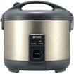 Tiger - JNPS10U 5.5CUP Rice Cooker - Stainless Steel