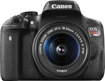 Canon - Eos Rebel T6i Dslr Camera With Ef-s 18-55mm Is Stm L