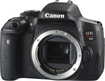 Canon - Eos Rebel T6i Dslr Camera (body Only) - Black