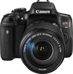 Canon - EOS Rebel T6i DSLR Camera with EF-S 18-135mm IS STM Lens - Black