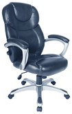 Comfort Products Inc. - Granton Leather Executive Chair - Black