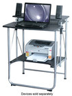 Comfort Products Inc. - Freeley Folding Computer Desk - Gray/Black