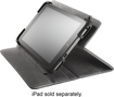 "Insignia™ - Case for Most 7"" Tablets - Black"