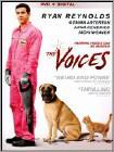 The Voices (DVD) 2014