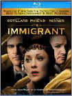 The Immigrant (Blu-ray Disc) 2013