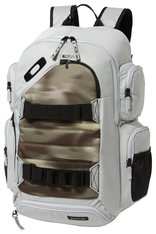 Oakley - Method 1080 Laptop Backpack - Light Gray