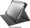 "Insignia™ - Case for Most 10"" Tablets - Black"