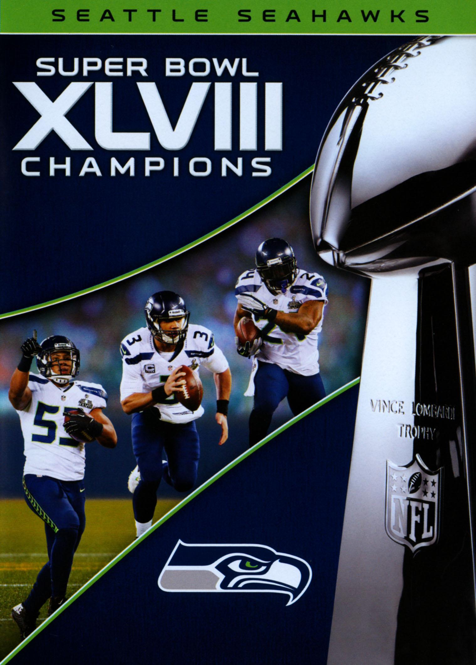 Nfl: Super Bowl Xlviii Champions (dvd) 3538116