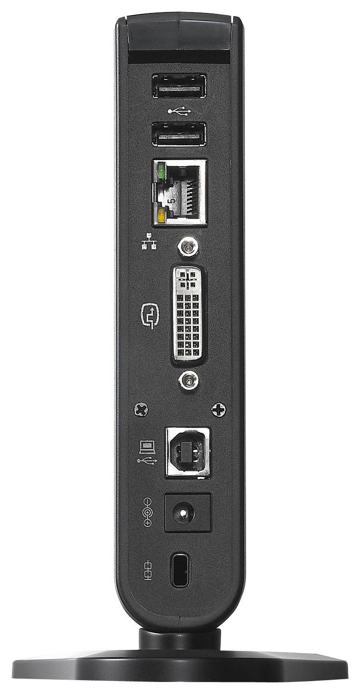 Lenovo USB Port Replicator With Digital Video - 0a33942