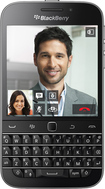 BlackBerry - Classic 4G Cell Phone with 16GB Memory - Black (AT&T)