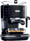 Delonghi - Espresso And Cappuccino Maker - Black