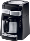 Delonghi - 10-cup Coffeemaker - Black 3543586