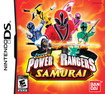 Saban's Power Rangers: Samurai - Nintendo DS