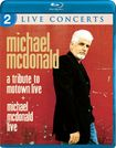 A Tribute To Motown Live + Michael Mcdonald Live [blu-ray Disc] 3554194