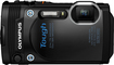Olympus - TG-860 16.0-Megapixel Digital Camera - Black