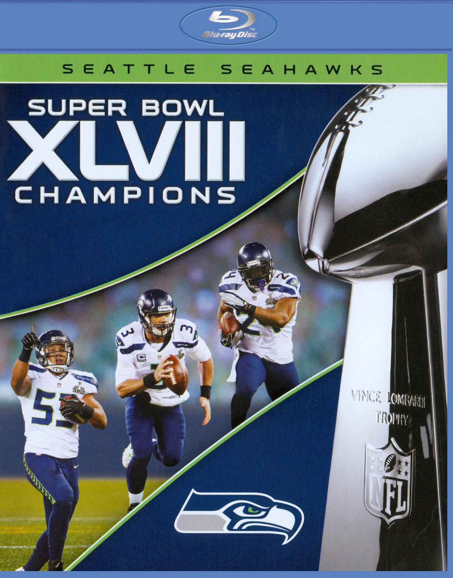 Nfl: Super Bowl Xlviii Champions [blu-ray] 3559095