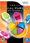 Trivial Pursuit: Bet You Know It - Nintendo Wii
