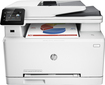HP - LaserJet Pro Wireless Color All-In-One Printer - Gray
