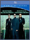 Matrix Reloaded/Matrix Revolutions [2 Discs] [Blu-ray] (Blu-ray Disc) (Enhanced Widescreen for 16x9 TV) (Eng/Fre/Spa)