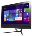 "Lenovo - 21.5"" Touch-Screen All-In-One - AMD A6-Series - 8GB Memory - 1TB Hard Drive - Black"