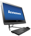 "Lenovo - 23"" All-In-One - Intel Core i5 - 8GB Memory - 2TB Hard Drive - Black"