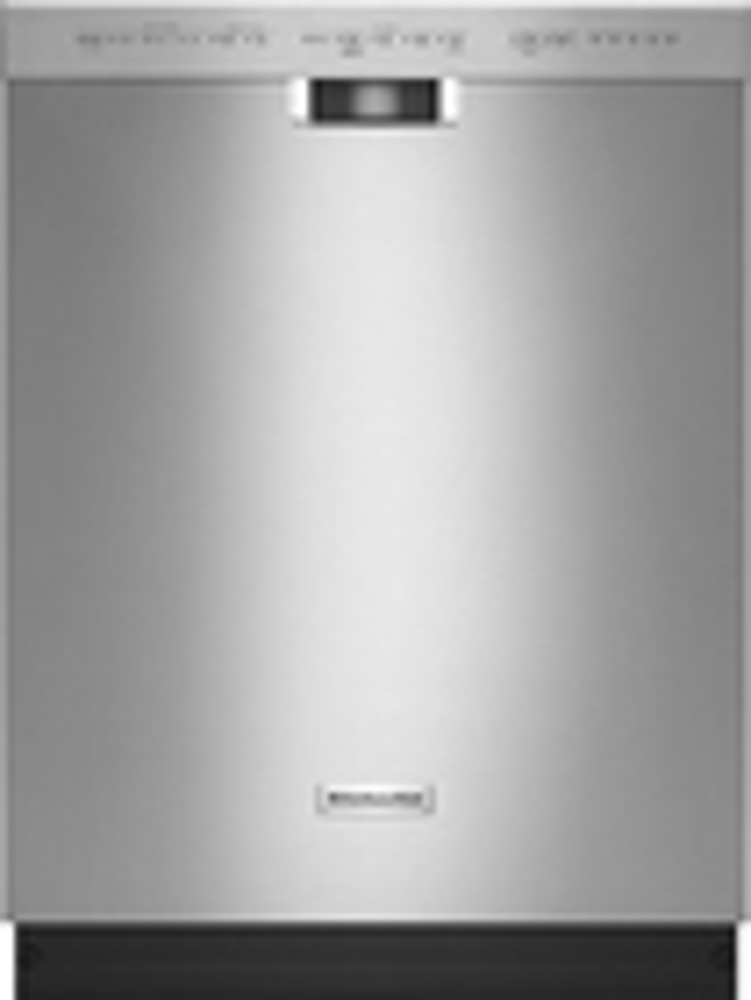 "KitchenAid - 24"" Built-In Dishwasher - Stainless-Steel"