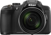 Nikon - Coolpix P610 16.0-Megapixel Digital Camera - Black