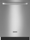 "KitchenAid - Architect Series II 24"" Built-in Dishwasher - Stainless-Steel"
