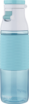 Contigo - Jefferson 24-Oz. Flip-Top Water Bottle - Ocean