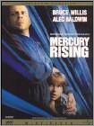 Mercury Rising (DVD) (Collector's Edition) (Enhanced Widescreen for 16x9 TV) (Eng/Fre/Spa) 1998