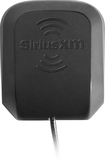 SiriusXM - Magnetic Vehicle Mount Antenna for SiriusXM, XM and Sirius Satellite Radios - Black