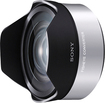 Sony - Fish-Eye Conversion Lens for Sony SEL16F28 Wide-Angle Lenses - Silver