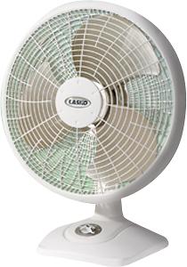 Lasko - Oscillating Table Fan - White