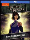 Legend Of Korra: Book Four: Balance (Blu-ray Disc) (2 Disc)