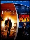 I Am Legend/Omega Man (Blu-ray Disc) (2 Disc) (Enhanced Widescreen for 16x9 TV) (Eng/Fre/Spa)