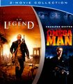 I Am Legend/omega Man [2 Discs] [blu-ray] 3599336