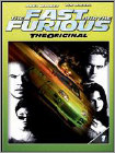 The Fast and the Furious (DVD) 2001