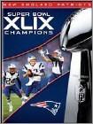 NFL: Super Bowl Champions XLIX (DVD) 2015
