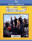 Fast & Furious 6 [ultraviolet] [blu-ray] 3602105