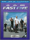 Fast Five (Ultraviolet Digital Copy) (with $7.50 Fandango Cash) (Blu-ray Disc) (Eng/Spa/Fre) 2011