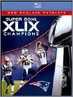 NFL: Super Bowl Champions XLIX (Blu-ray Disc) (Enhanced Widescreen for 16x9 TV) (Eng) 2015
