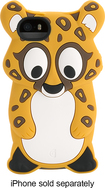 Griffin Technology - KaZoo Cheetah Case for Apple® iPhone® 5 and 5s - Yellow