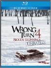 Wrong Turn 4: Bloody Beginnings (Blu-ray Disc) (2 Disc) (Enhanced Widescreen for 16x9 TV) (Eng) 2011