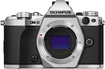 Olympus - Omd E-m5 Mark Ii Mirrorless Camera  - Silver