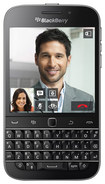 BlackBerry - Classic 4G with 16GB Memory Cell Phone (Unlocked) - Black