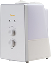 Crane - Germ Defense 1.2-Gal. Warm and Cool Mist Humidifier - White