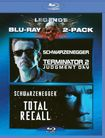 Terminator 2: Judgement Day/total Recall [2 Discs] [blu-ray] 3629143