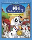 101 Dalmatians Ii: Patch's London Adventure [2 Discs] [special Edition] [blu-ray/dvd] 3632015