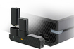 NYKO - Charge Dock Mini Dual-Battery Charger Dock for Xbox One - Black