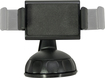 Bracketron - Xtreme Dash/Window Mount for Most Cell Phones - Black